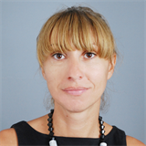 Maria Mitovska, Department Manager